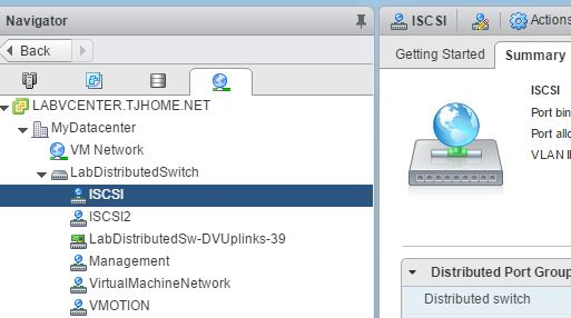 How to Migrate ESXI Host Networking to a Single Distributed Virtual
